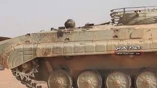 Уничтожение отряда ИГИЛ
