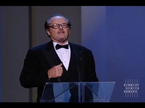 Warren Beatty Tribute - Jack Nicholson - 2004 Kennedy Center Honors