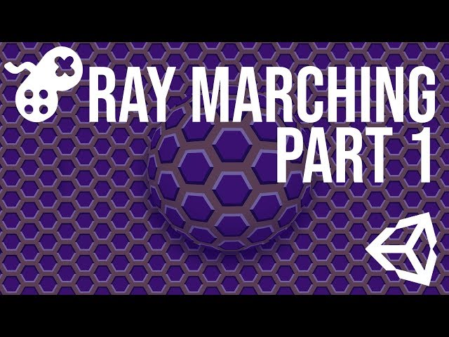 Ray Marching for Shaders Part 1