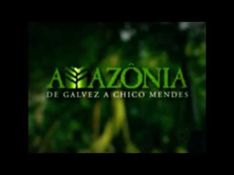 Amazônia- Tema de Abertura Completo