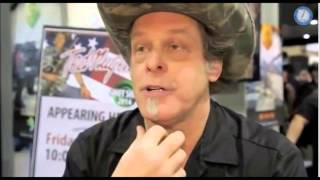 Ted Nugent: Arrest Subhuman Mongrel Obama For Treason