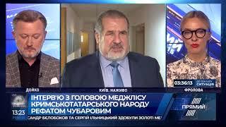 Рефат Чубаров про теракт в окупованій Керчі