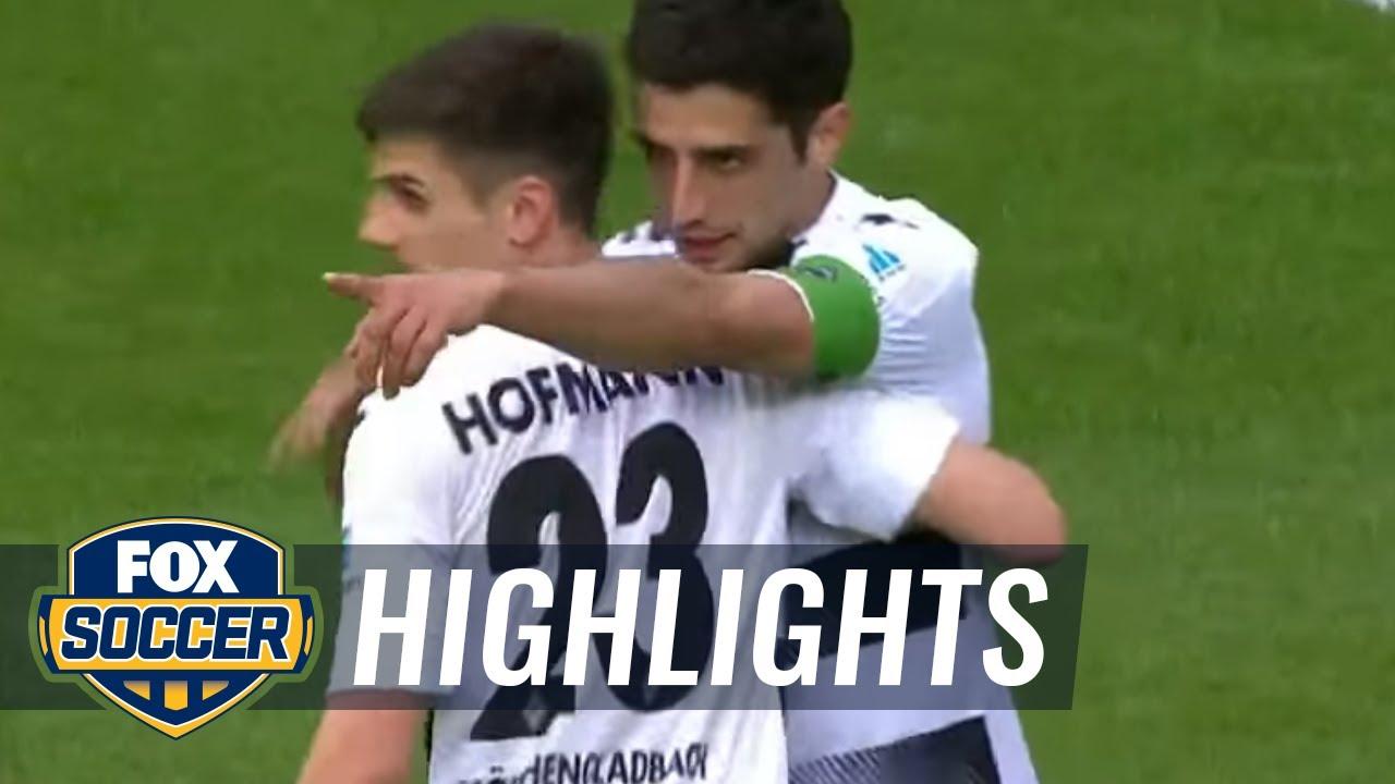 Mönchengladbach vs. Dortmund   2016-17 Bundesliga Highlights