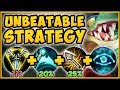 UNBEATABLE STRATEGY! MAX CDR TRIFORCE CROC IS 100% UNFAIR! RENEKTON TOP GAMEPLAY! League of Legends