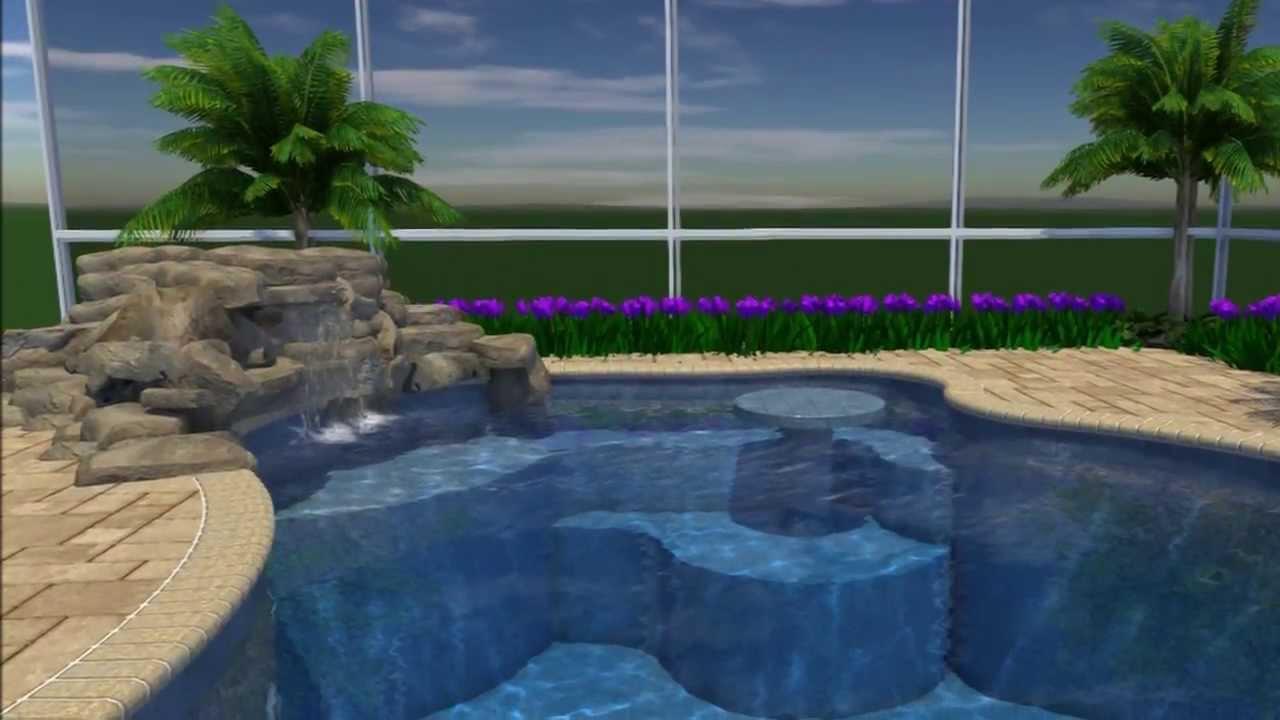 Custom Pool Builder Palm Beach County