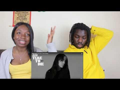 Billie Eilish - No Time To Die (Audio) - REACTION