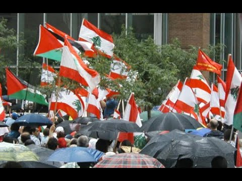 لبنانيون يتظاهرون بسبب تردي الأوضاع الاقتصادية  - 18:55-2019 / 1 / 21