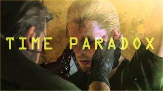metal gear solid v the phantom pain time paradox