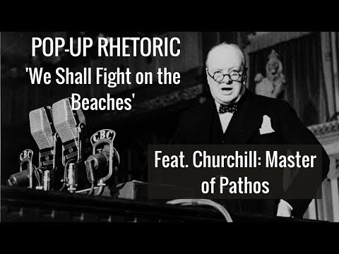 """we shall fight on the beaches The best relationship episodes of the art of manliness """"we shall fight on the beaches"""" by winston churchill we shall fight on the beaches, we shall fight."""