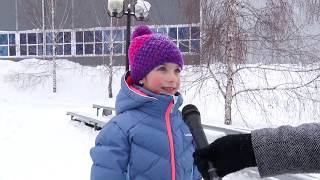 Каток у Дворца спорта «Ока» популярен этой зимой