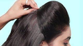 beautiful bun hairstyles for long hair || everyday hairstyles || hairstyles for girls || hairstyles