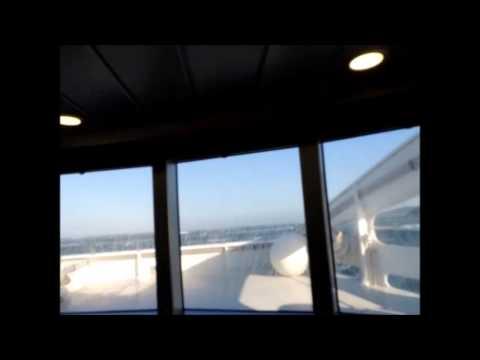Otok Unije - Bura 01.12.2013 - vožnja po valovima