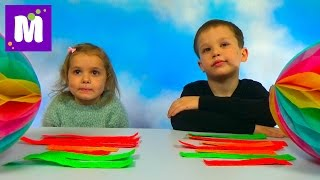 Кидс ЧЕЛЛЕНДЖ от Макса и Кати мальчики против девочек Квест на машинах Kid's Challenge(, 2016-03-23T19:04:28.000Z)