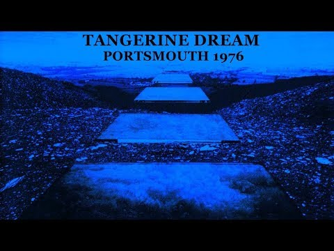 Tangerine Dream  - Portsmouth 1976