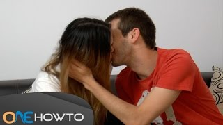 How Kiss Without Tongue