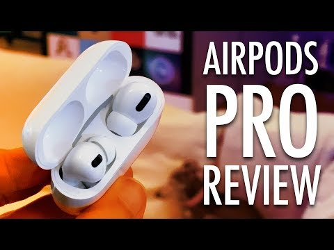 AirPods Pro Review: 10 Days Later