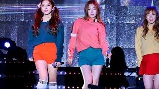 151003 레드벨벳 (Red Velvet) 아이린 (IRENE) 덤덤 (Dumb Dumb) 직캠 Fancam - 점프 구로 페스티벌