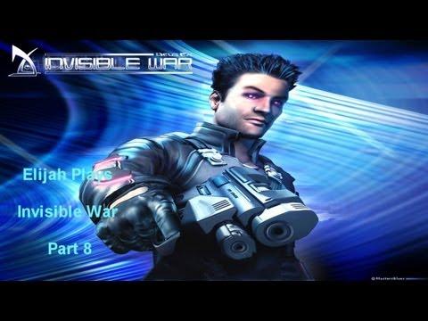 Elijah Plays Deus Ex: Invisible War - Part 8  
