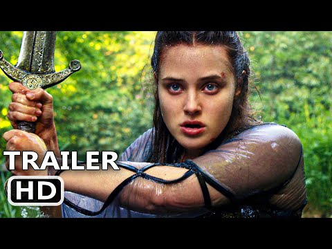 CURSED Official Trailer (2020) Katherine Langford, Netflix Series HD
