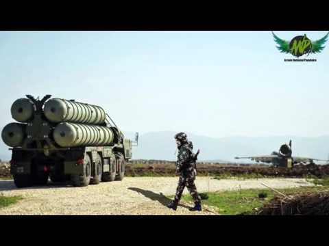 Top 5 Military in Africa  2016 Global Fire Power