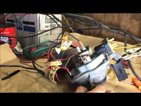 how to test gm wiper motor wiring and washer pump impala cutlass gto 1980 Trans AM Speedometer