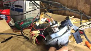 how to test chevelle GM wiper motor wiring and washer pump
