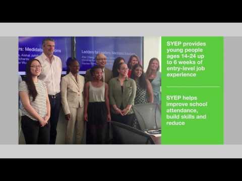 Summer Youth Employment Program, Second Anniversary of Eric Garner's Death,Voter Registration Forms