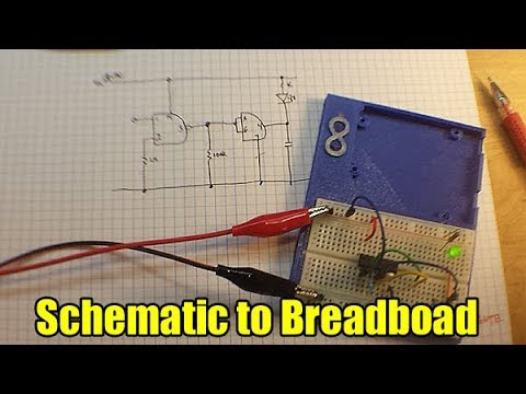 Getting Started Reading Schematics And Breadboarding