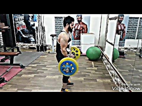 GYM IS MY LIFE - Devraj Fitness Club - Motivation Video 2017 India
