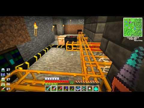 видео: Minecraft Mod's Play. Часть 26. [Бур, и склад на Red Power 2]