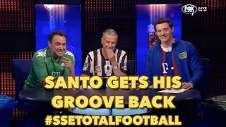 Santo got his groove back at Ed