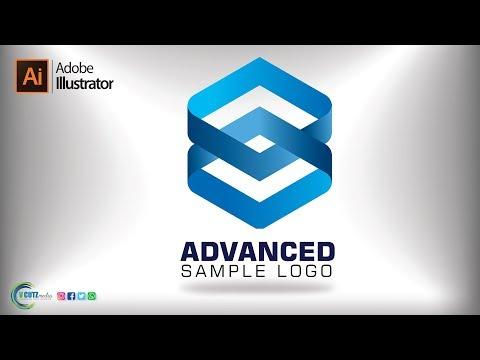 How To Make A Logo in 5 Minutes |  Logo Design Tutorial | Adobe Illustrator thumbnail