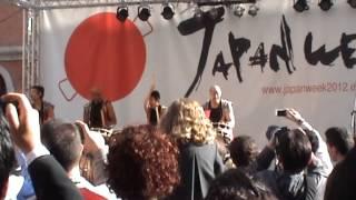 Japan Week 2012 Wadaiko Ensemble TOKARA