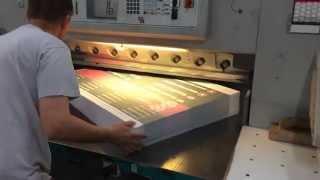 Perfecta cutting machine