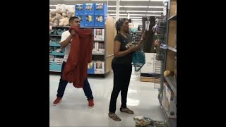 THROWING a Blanket on People Prank!!😂Best of Myhouseisdirty 2021 Funny Walmart Pranks