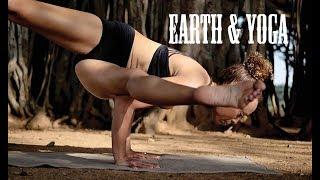 Earth and Yoga | Ashtanga Yoga Demo with Laruga
