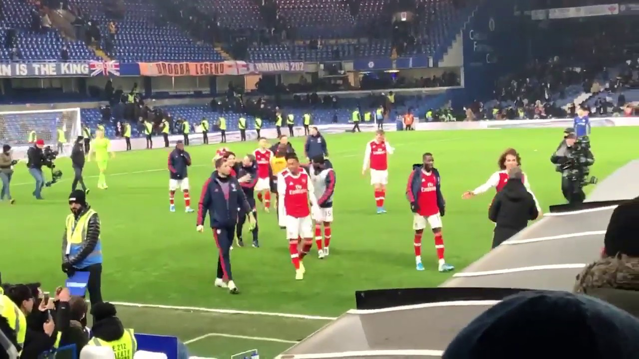 Download Hector Bellerin Chant - Chelsea v Arsenal