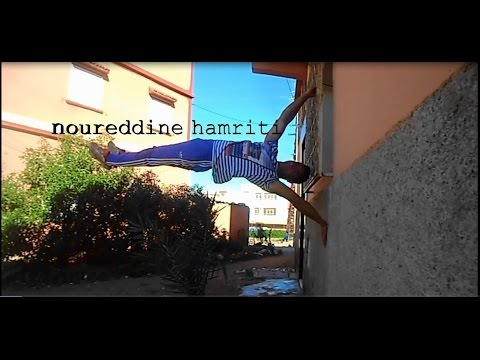 parkour youssoufia 2015 noureddine hamriti