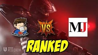 Rainbow Six Siege Macie Jay vs NukemDukem Gameplay Ranked Operation Health thumbnail