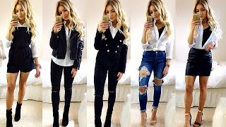 Easy Ways To Make Your White Shirt Look Good! / White Shirt Outfits