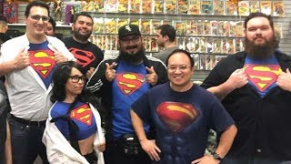 Action Comics #1000 Release Party - Superman 80 Years