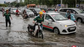 HCMC to spend $20 million fixing flood-prone street