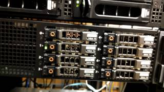 Disk failure on Dell server