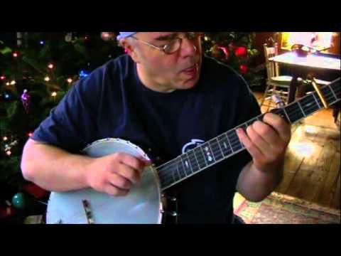 Greensleeves Clawhammer Banjo