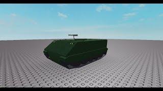 Roblox Studio - France M113 APC