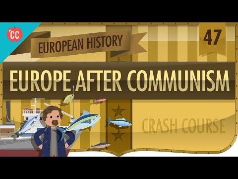 The Fall of Communism: Crash Course European History #47