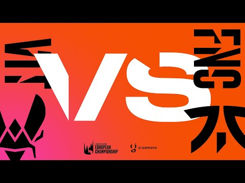 LEC Summer 2020 - VIT vs FNC - W5D2