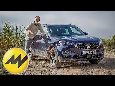 Seat Tarraco | Fahrbericht & Offroad |Motorvision