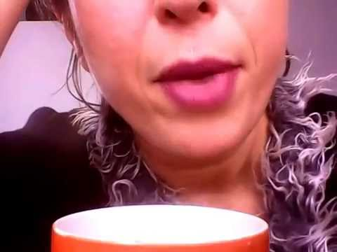 Urinotherapy with Asmr Latin, UFO sighting and reading texts motivational