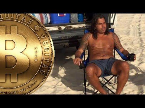Vendio Todos Sus Bienes Para Invertir En Bitcoins Su Radical Cambio De Vida Documental Didi Taihuttu